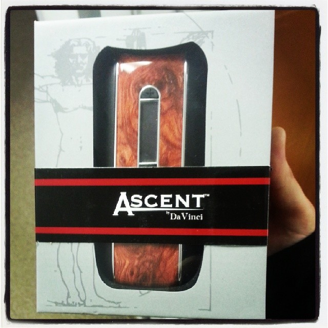 The Ascent has landed!
