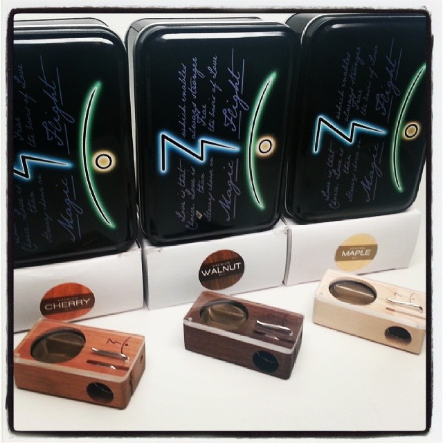 Which is your favorite Magic Flight wood finish? #mflb #ezvapes #vapetheworld