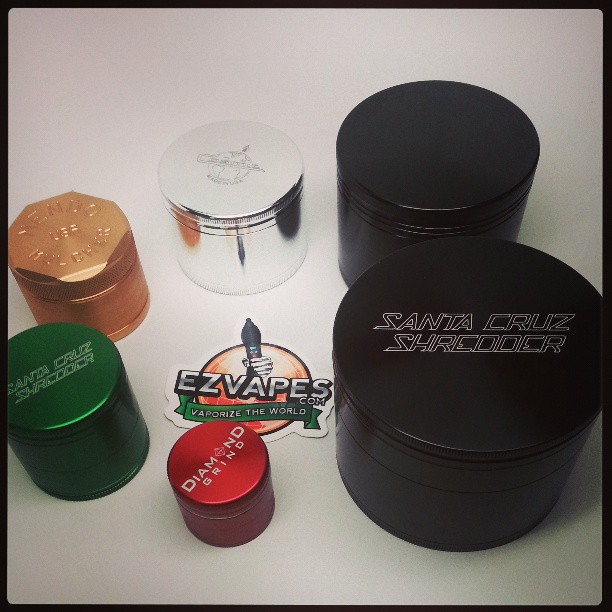 No matter what grinder size you need, we've got it!