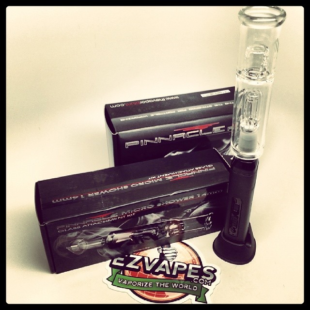 Pinnacle Pro back in stock! #vaporblunt #pinnacle #vapelife