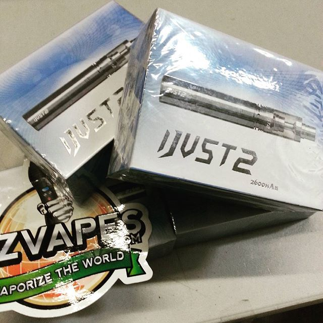 Small stack of iJust 2 kits by #eleaf ready to make their journey to proud new owners. Get them @ ezvapes.com #ezvapes #vapetheworld #vapelifestyle #vapefam #vapefamily #vapelife #mods #ijust2 #ijust2kit