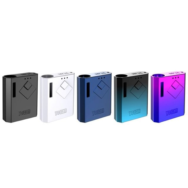 The Wit 510 cartridge battery is made with a premium metal construction designed for the rough and rugged day to day use. Available in and five stylish color options at ezvapes.com #ezvapes #vtw #vapetheworld #yocan #yocanwit #yocancartridge #cartridges #vape #710 #510 #oilcartridge #cartridge